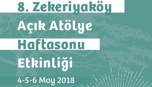 """Yaşam savunucusu dostumuz Emin Turan eserleriyle bir kez daha aramızda: """"Çizgi Ötesi Karikatür"""" 4 – 6 Mayıs'ta Zekeriyaköy'de"""