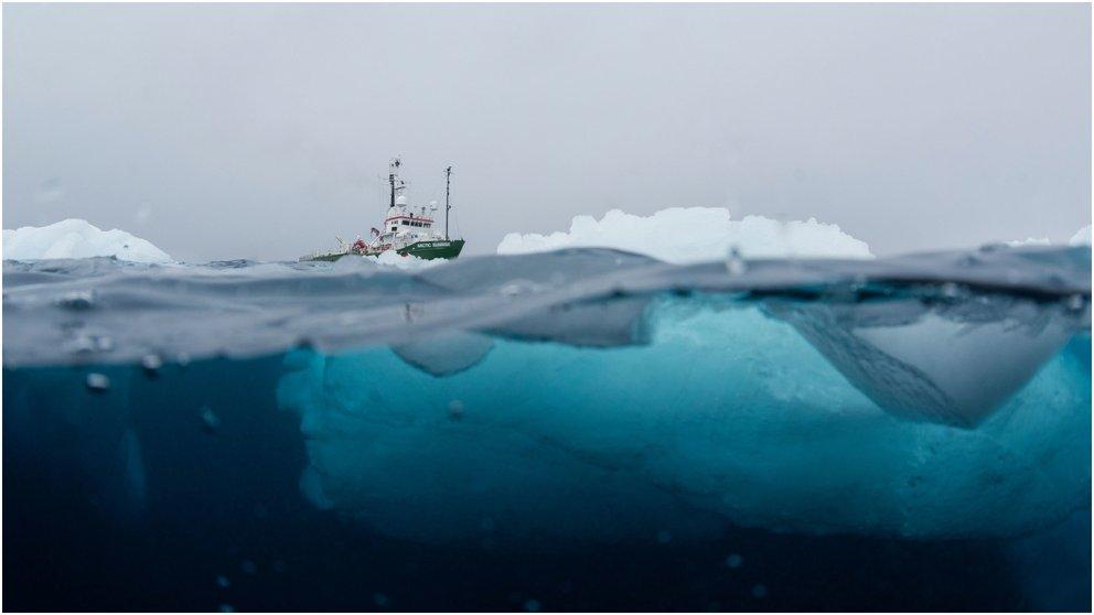Okyanuslardaki plastik kirlilik Antarktika'yı sardı