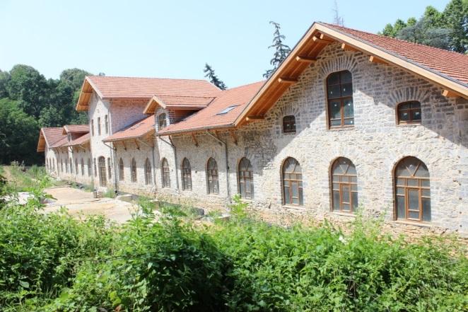 Abdülhamit'in kamulaştırdığı tohum merkezini milletvekillerine sosyal tesis yapacaklar!