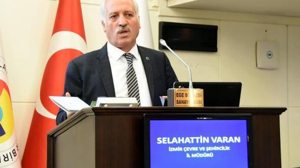 İzmir Çevre ve Şehircilik İl Müdürü sanayicilere imar affını anlattı: Denetleme yok