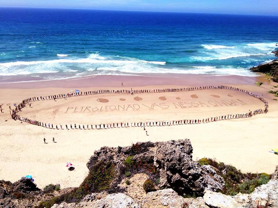 Portekiz'de fosil yakıtlara karşı mücadeleye küresel destek