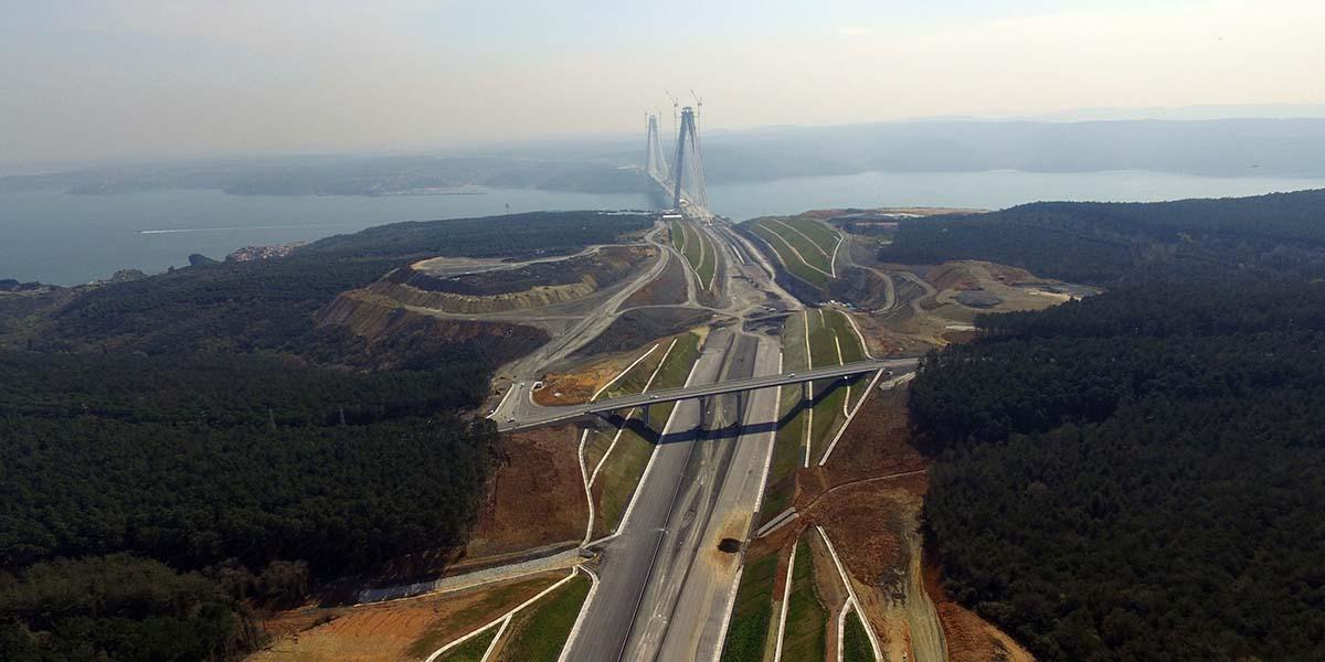 Kuzey Marmara Otoyolu Projesi: Hazine garantisi neredeyse projenin maliyetine ulaştı