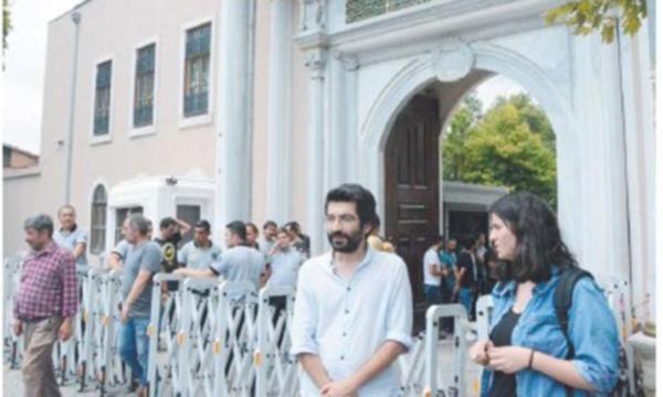 İÜ'de skandal: Botanik bahçesi müftülüğe serbest çevrecilere yasak