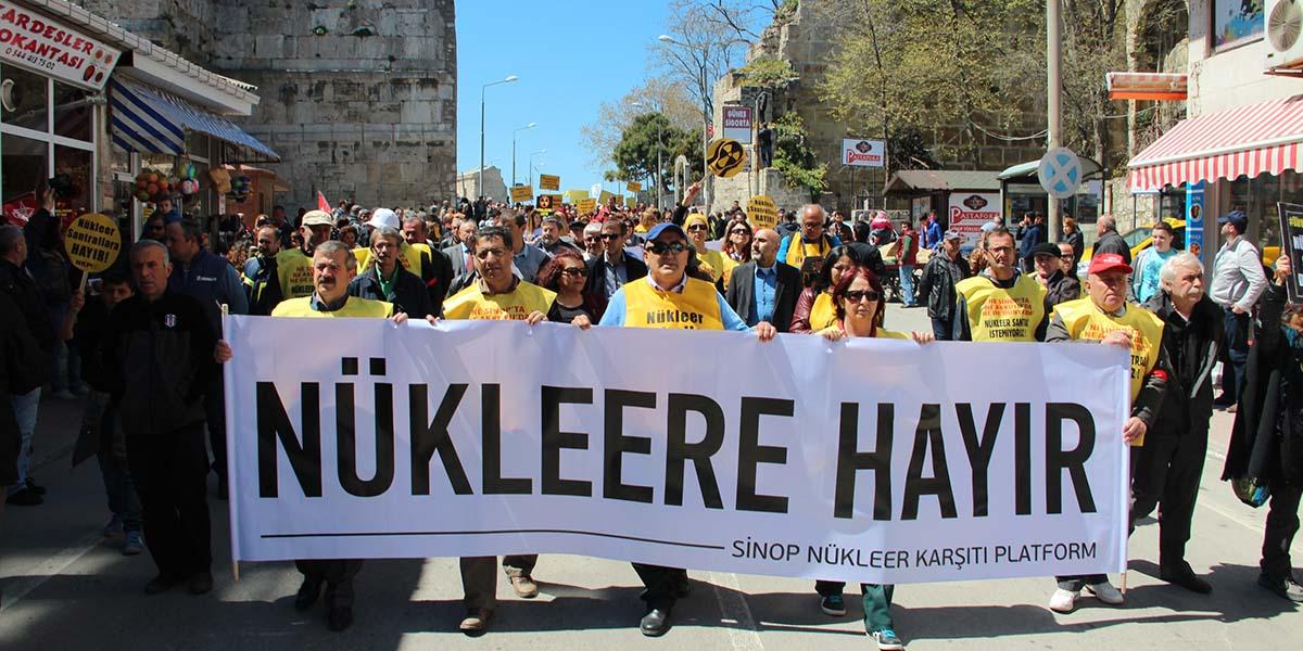 Erdoğan, nükleerin her alanında artık tek yetkili