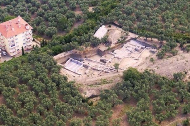 Mudanya'da tarih talanı: Myrleia Antik Kenti hedefte