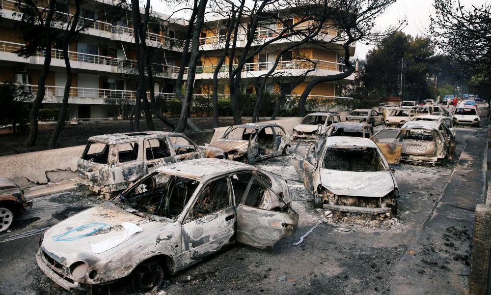 Yanis Varoufakis: Yunanistan'daki yangının ardındaki gerçekler
