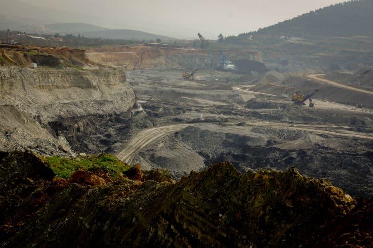 Yatağan'ın altı da üstü de maden olacak: Yeraltı kömür işletmesine de onay