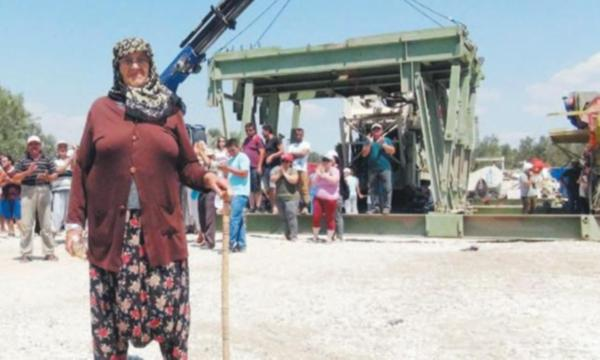Zeytin ağaçları için direnen köylüler: Telafisi olmaz