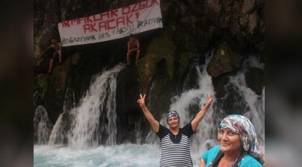 Danıştay'ın Tarsus Nehri HES projesinin iptal kararını bozmasına tepki