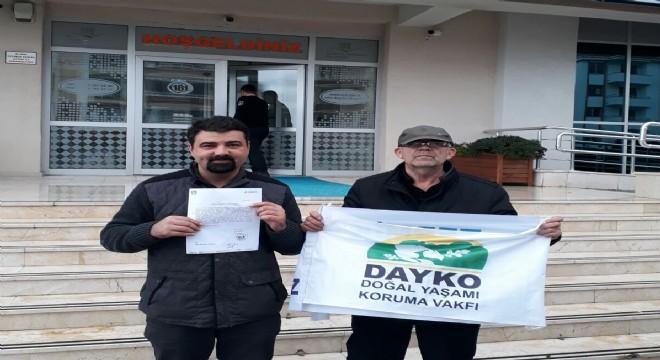 Edirne'den termik santrale karşı 2 bin imza