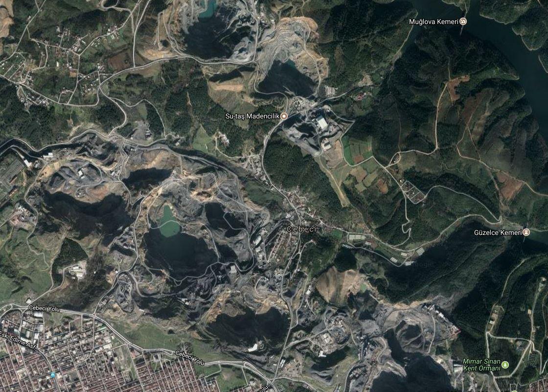 Sultangazi'de maden bölgesi ilanı
