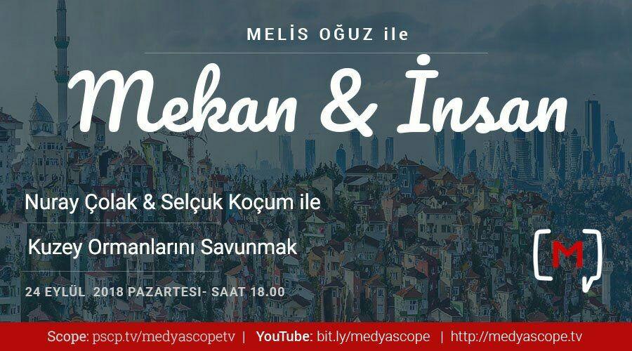 Bu akşam, 24 Eylül Pzt 18:00'de Medyascope'da KOS aktivistleri canlı yayında KOS'u anlatacak
