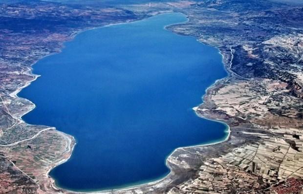 Burdur Gölü'nün çığlığı olalım