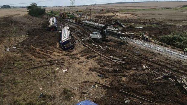 Kuzeyormanlariorg Mısra öz çorlu Tren Kazasında Ihmaller Ortada