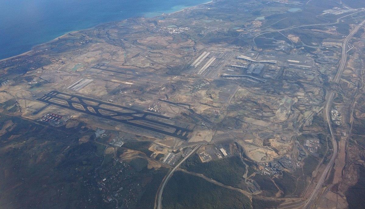 Kuzey Ormanları katili 3. Havalimanı ihalesinde 32 Milyar TL yolsuzluk yapıldı