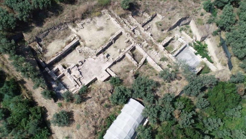 """Özdilek Holding """"imar barışı"""" ile Antik kent üzerine AVM ruhsatı aldı, çalışmalara başladı"""