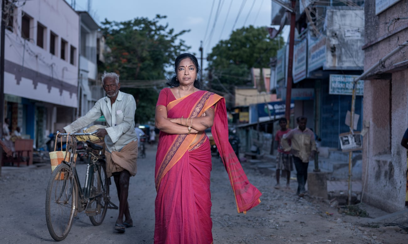 Hindistan'da maden karşıtı bir yaşam savunucusu: Fatima Babu