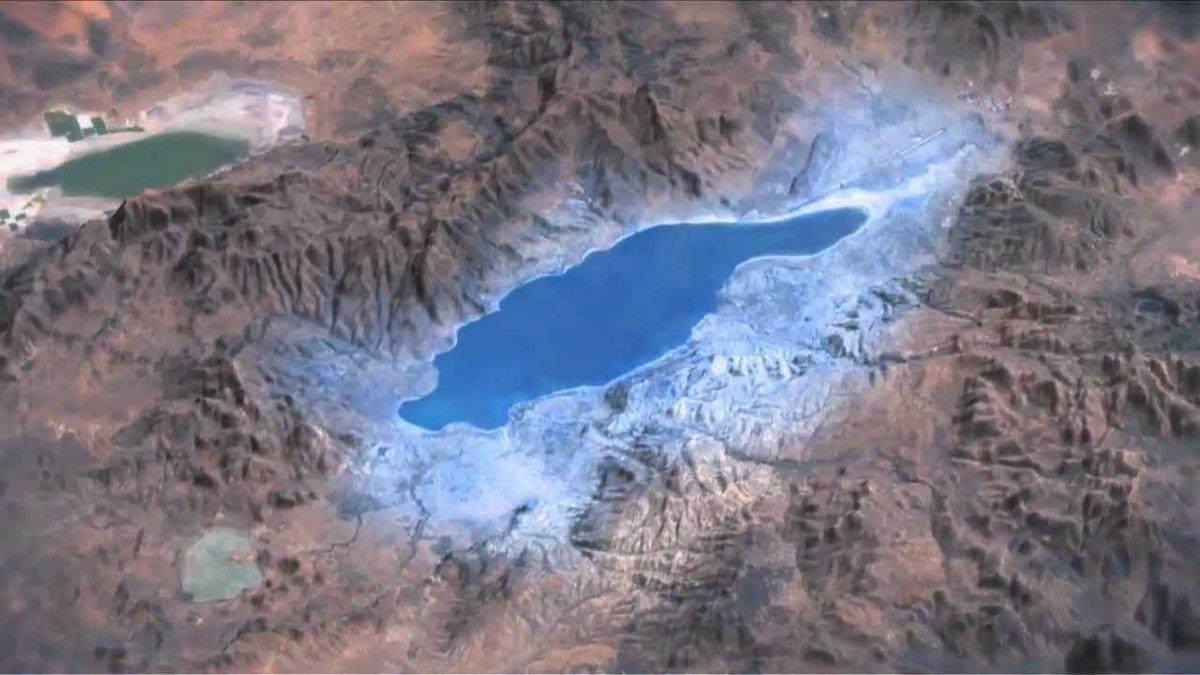 Burdur gölü öldü!