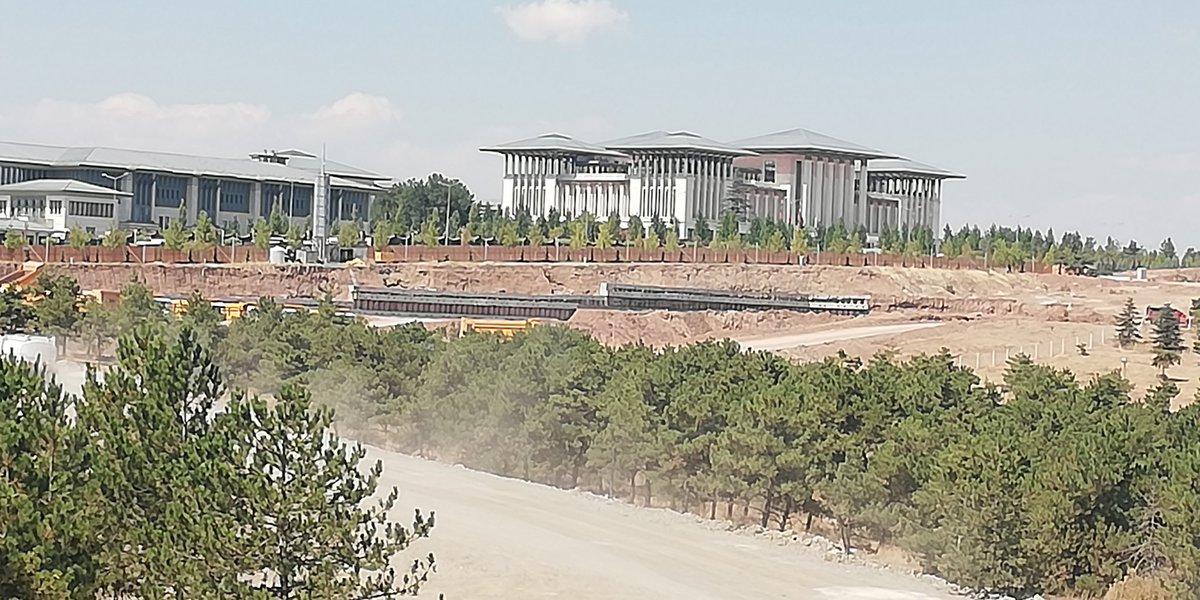 Son yeşile veda: Atatürk Orman Çiftliği'ne şimdi de müze inşaatı