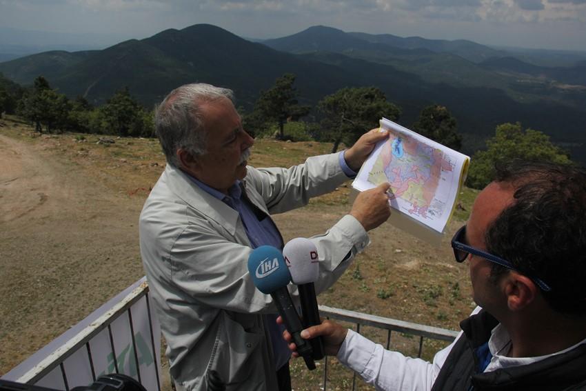 Çanakkale'de doğayı savunan belediye başkanına 'dava açarız' tehdidi