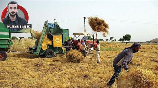 Çiftçilere bir darbe daha