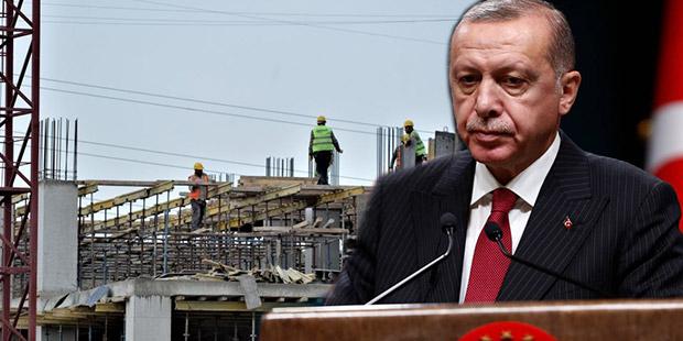 Independent: Türkiye'deki inşaat sektörü feryatlar eşliğinde durma noktasına geldi