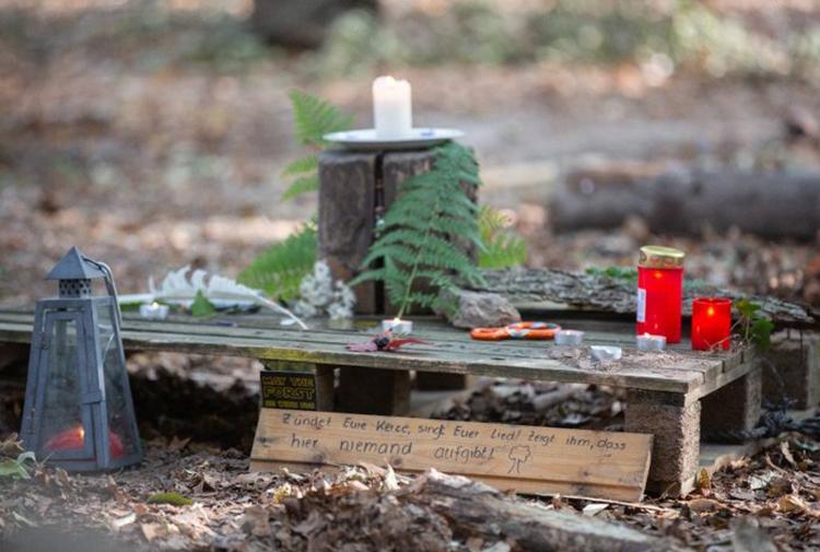 Tarihi Hambach ormanındaki polis operasyonu sırasında bir gazeteci hayatını kaybetti