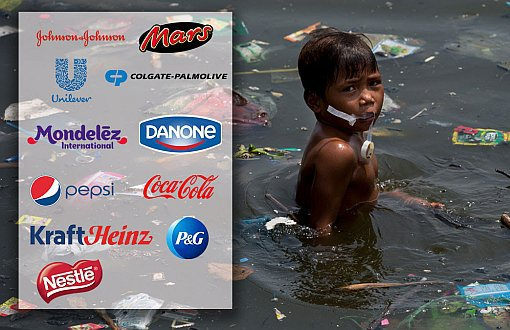 Greenpeace'ten 11 şirkete çağrı: Tek kullanımlık plastiklerden vazgeçin