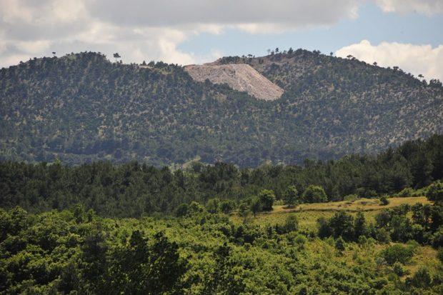 Kazdağlarına dört bir yandan kuşatma! Şimdi de Kazdağı Milli Parkı sınırına 75 RES tribünü yapmaya hazırlanıyorlar