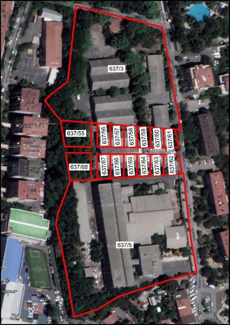 Yeşil alan olacak demişlerdi, Beşiktaş'taki askeri alan da satışta