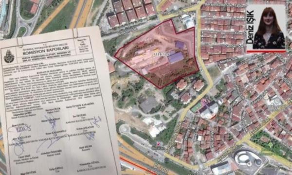 Üsküdar'da kamuya ait dev arazi satılıyor: Halk tepkili!