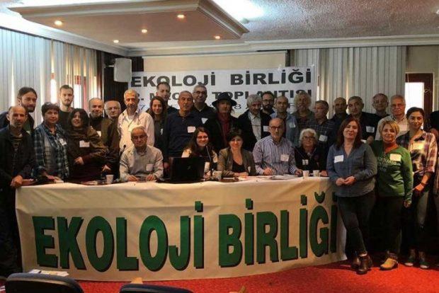Ekoloji Birliği 2. Meclis toplantısı sonuç bildirgesi açıklandı