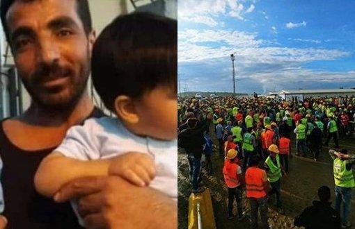 3. Havalimanı inşaatında bir işçi daha yaşamını kaybetti
