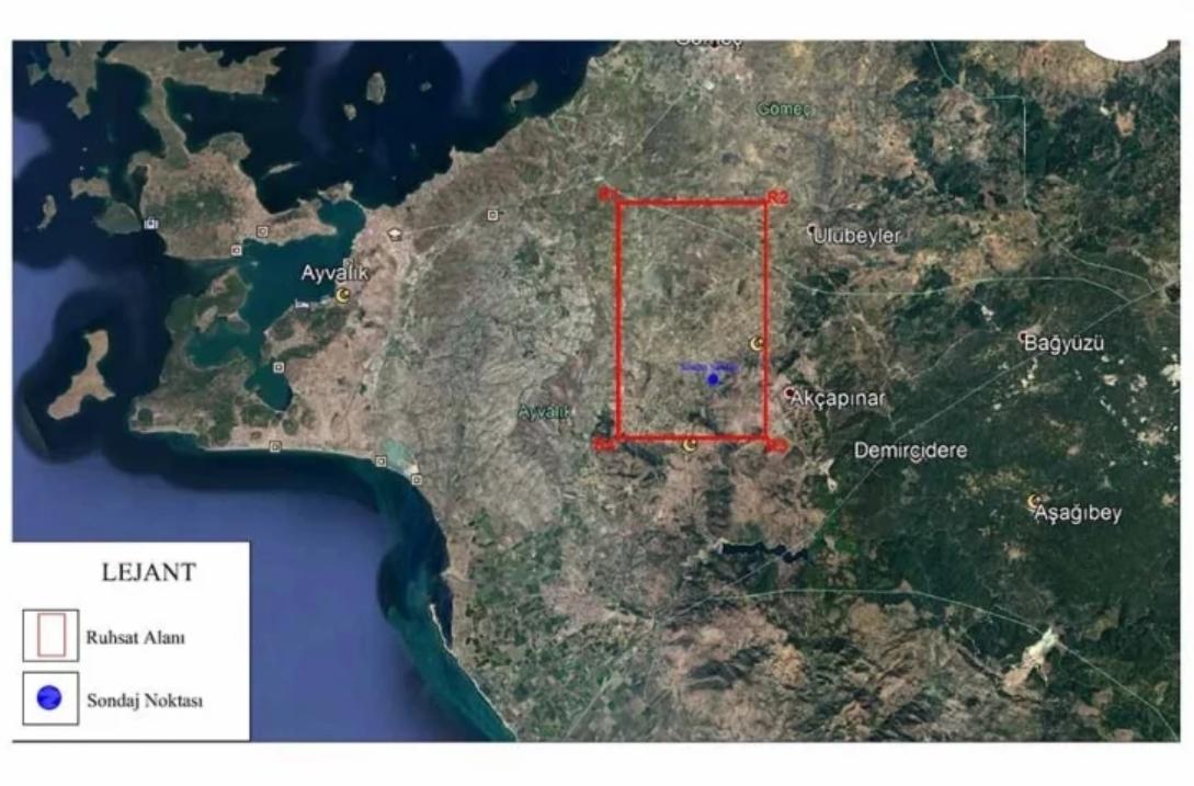 Ayvalık'ta suları arsenikli köye şimdi de jeotermal sondajı yapılacak!