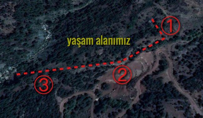 Doğa düşmanı METAMAR AŞ Alakır'da canlarımızı tehdit etmeye devam ediyor!