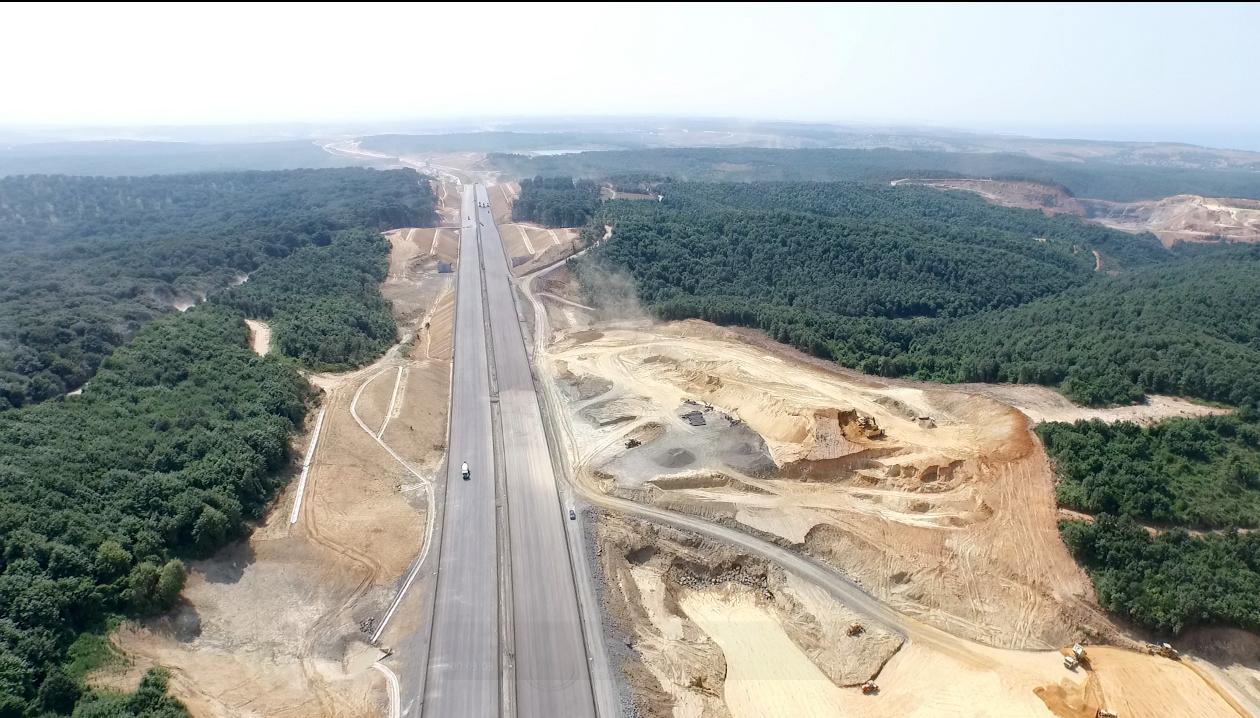 Doğa ve işçi katili Kuzey Marmara Otobanı da hazine garantili oldu!