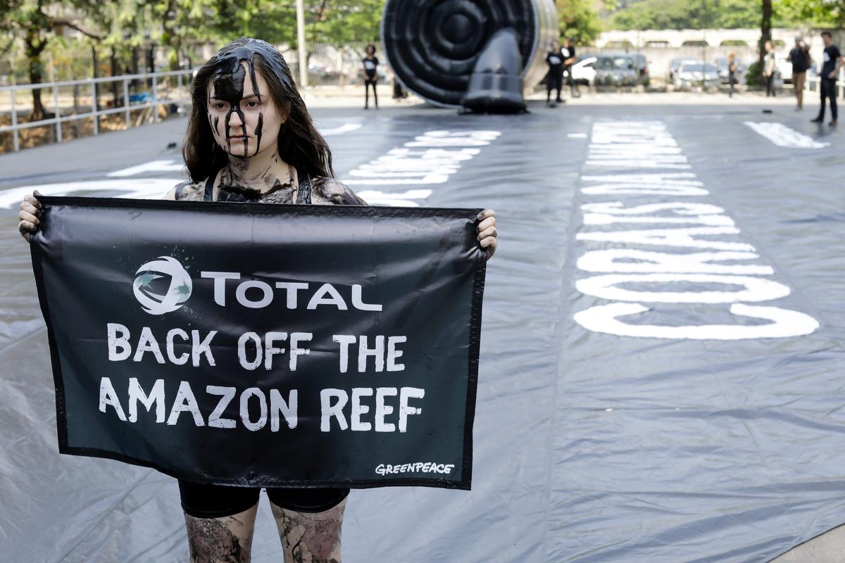 Amazon Resifi'ni savunanlar kazandı: Brezilya, Fransız petrol şirketi Total'e sondaj izni vermedi