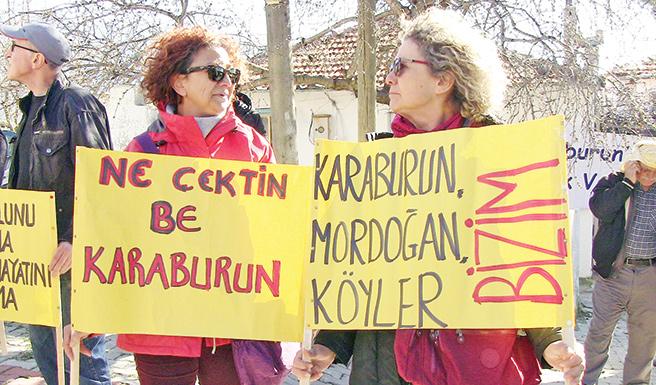 Yerel mahkeme, Danıştay'ın Karaburun'da doğayı tahrip edecek RES kararına direndi