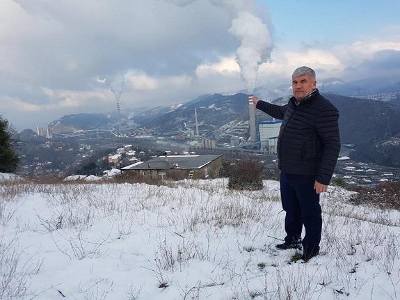 Kuzey Ormanları'nın Pınarça Köyünde termik santralin yapımından vazgeçildi!