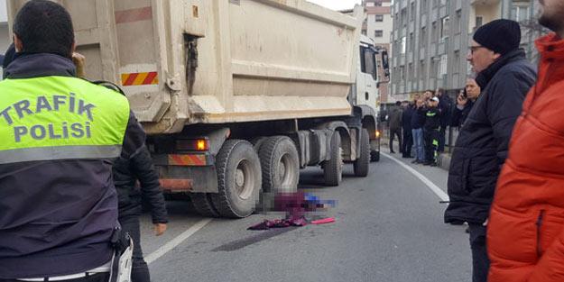 #HafriyatKamyonuTerörü Rize'de bir yuvayı daha söndürdü