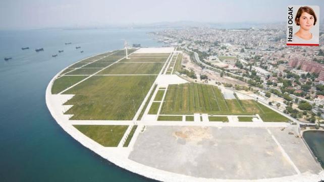 Ur gibi: Yenikapı dolgu alanı yeni planına onay
