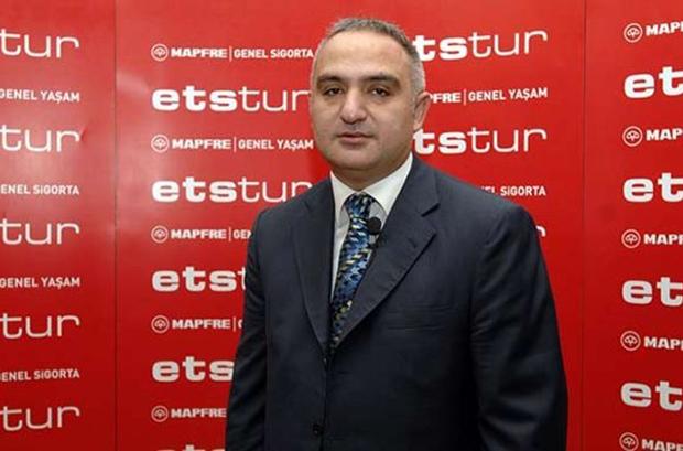 ETS Tur Patronu ve Turizm Bakanı Mehmet Ersoy, Bodrum Kissebükü'nü kendi oteli için imara açtı!