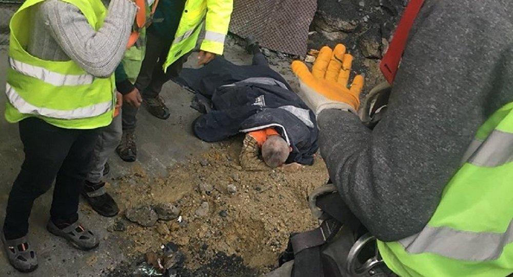 """""""3. Havalimanı'nda işçiler doğal yolla öldü"""" açıklaması yanlış yönlendirme amacı taşımaktadır"""
