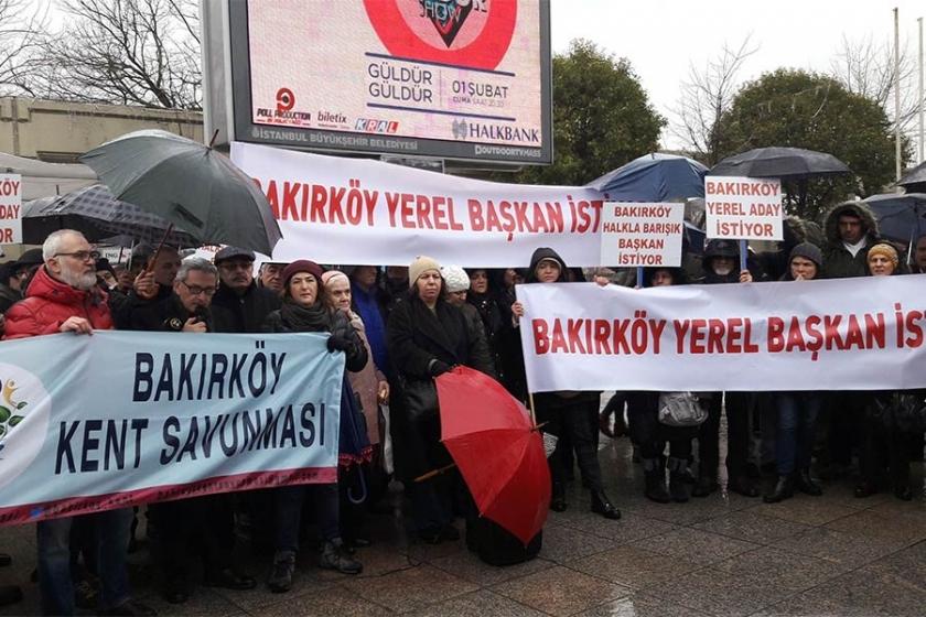 Bakırköy Kent Savunması yerel yönetimlerden beklentilerini açıkladı