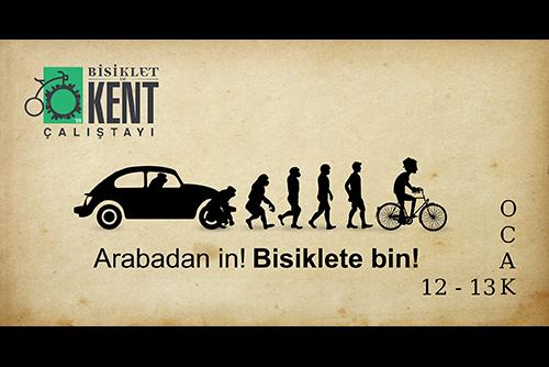 Don Kişot Bisiklet Kolektifi'nden 2. Bisiklet ve Kent Çalıştayı