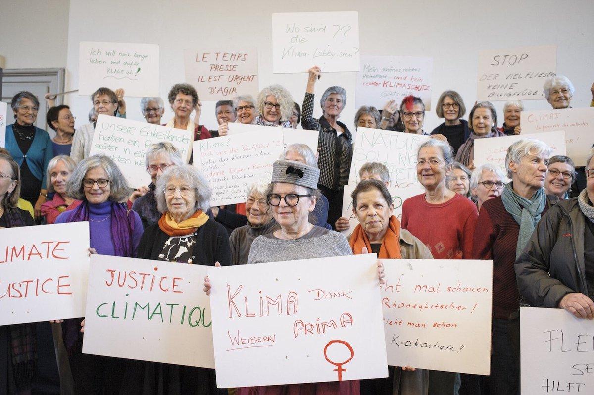 Büyükanneler mücadelede kararlı: Torunlarımız için!