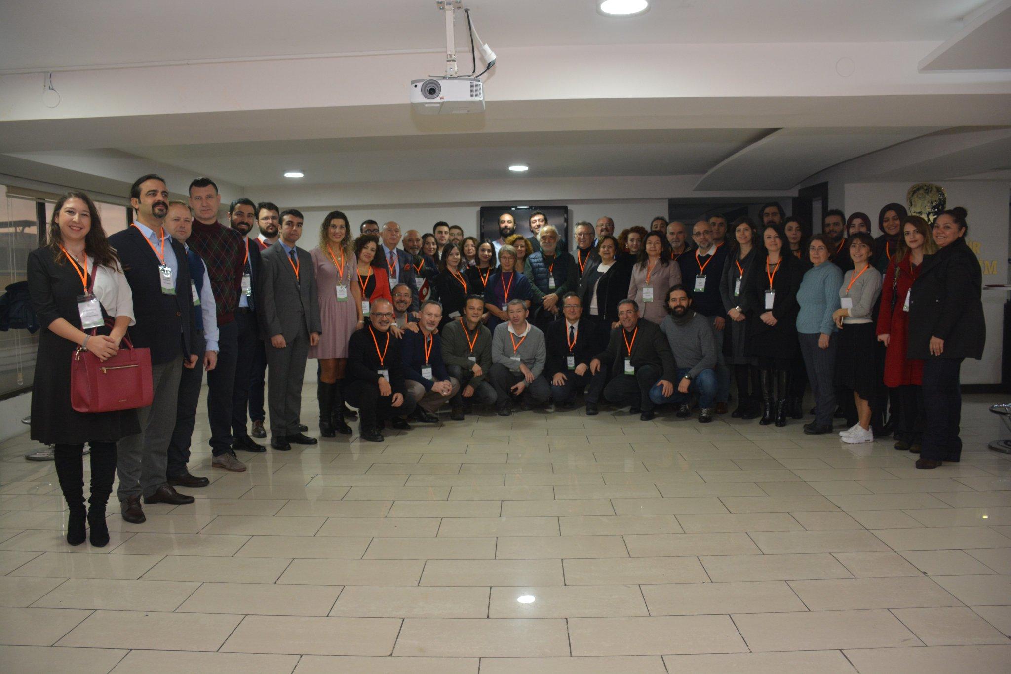 Barolar Kent ve Çevre Komisyonları sonuç bildirgesini açıkladı
