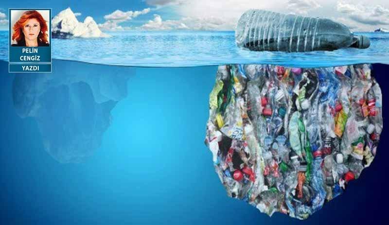 Poşetleri paralı yaparken, ülkeyi plastik çöplüğüne çevirmek