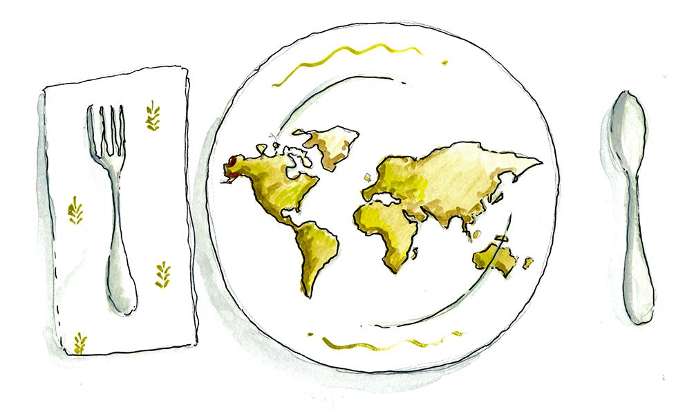 10 milyar insanı dünyayı yok etmeden beslemek mümkün mü?