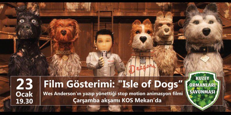 23 Ocak Çarş 19.30'da KOS Mekan'da film gösterimi